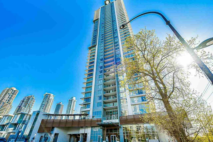 910 2388 MADISON AVENUE - Brentwood Park Apartment/Condo for sale, 1 Bedroom (R2575795)