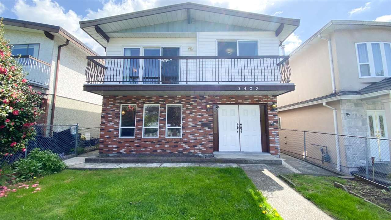 3420 E 24TH AVENUE - Renfrew Heights House/Single Family for sale, 5 Bedrooms (R2575800)