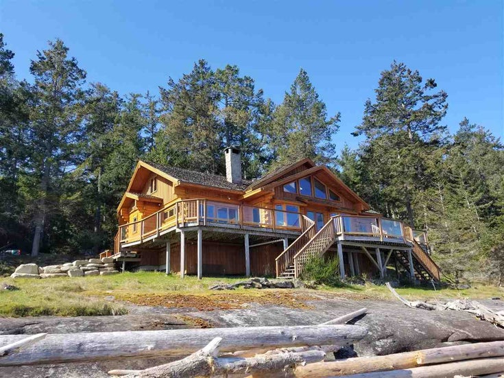 505 SPIRIT GATE - Galiano Island House with Acreage for sale, 3 Bedrooms (R2575879)