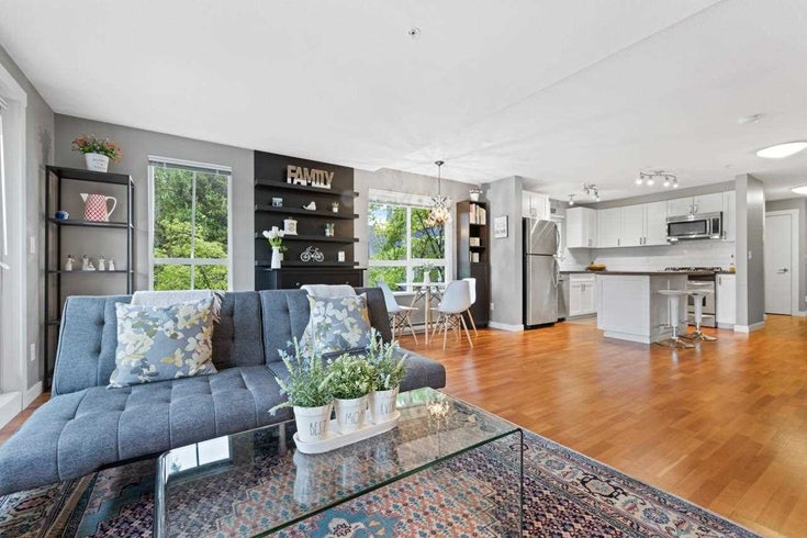 6 2780 ALMA STREET - Kitsilano Townhouse for sale, 3 Bedrooms (R2575885)