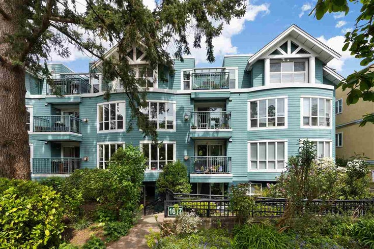 404 1617 GRANT STREET - Grandview Woodland Apartment/Condo for sale, 2 Bedrooms (R2575887)