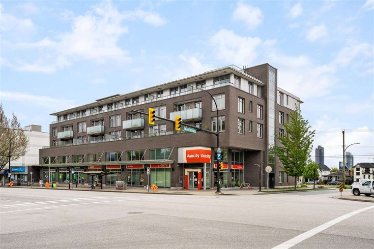 502 4310 HASTINGS STREET - Willingdon Heights Apartment/Condo for sale, 1 Bedroom (R2575919)