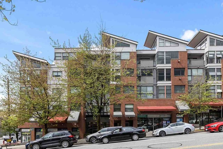 207 305 LONSDALE AVENUE - Lower Lonsdale Apartment/Condo for sale, 1 Bedroom (R2575930)