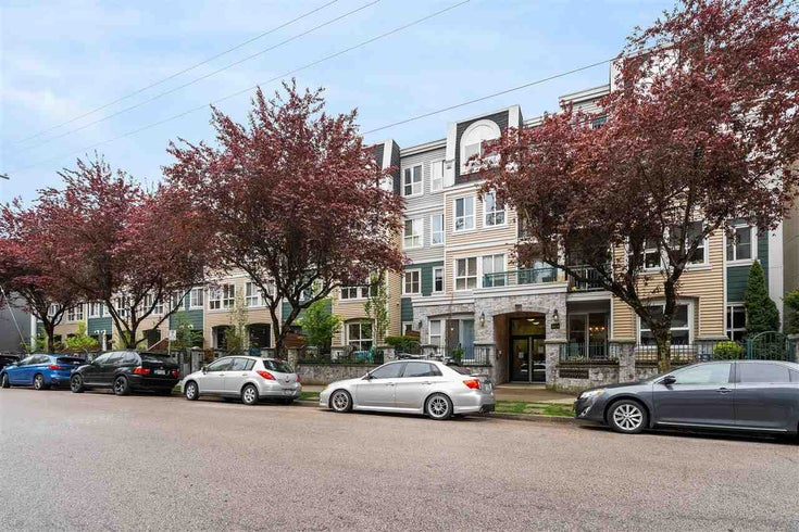 306 3278 HEATHER STREET - Cambie Apartment/Condo for sale, 1 Bedroom (R2575940)