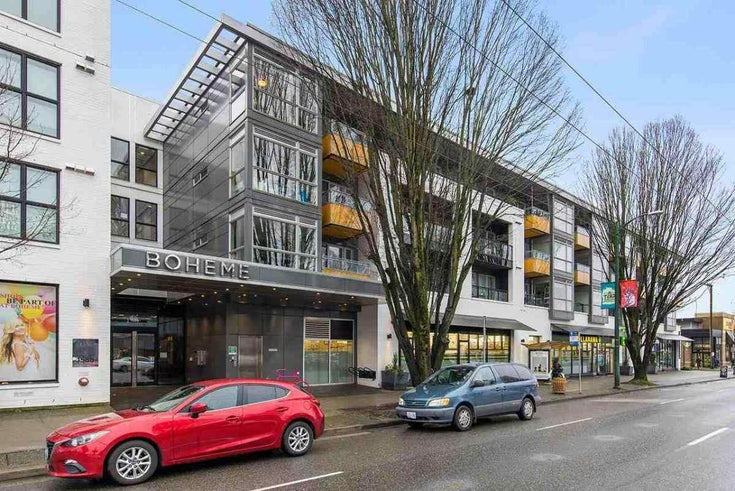 329 1588 E HASTINGS STREET - Hastings Apartment/Condo for sale, 1 Bedroom (R2575956)