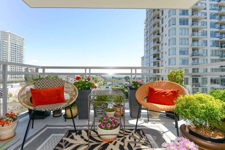 707 15152 RUSSELL AVENUE - White Rock Apartment/Condo for sale, 1 Bedroom (R2575979)