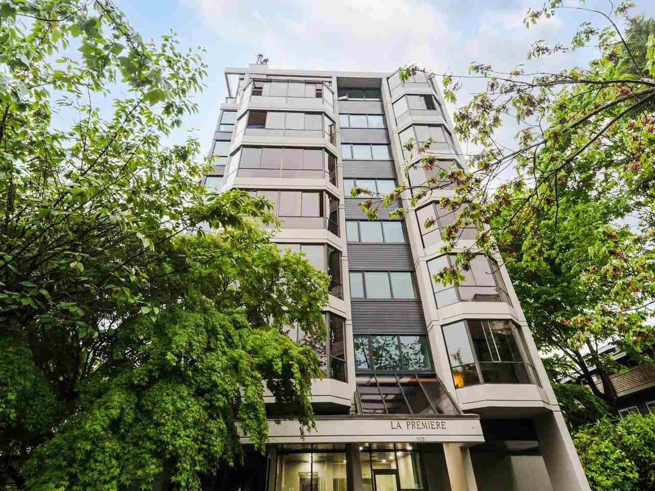 203 505 LONSDALE AVENUE - Lower Lonsdale Apartment/Condo for sale, 2 Bedrooms (R2576011) - #1