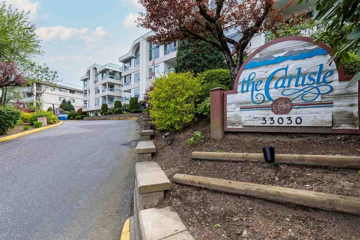 114 33030 GEORGE FERGUSON WAY - Central Abbotsford Apartment/Condo for sale, 2 Bedrooms (R2576142)