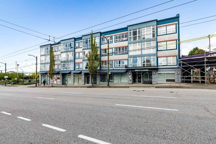 PH7 3423 E HASTINGS STREET - Hastings Sunrise Apartment/Condo for sale(R2576156)