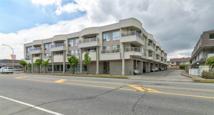 212 13771 72A AVENUE - East Newton Apartment/Condo for sale, 2 Bedrooms (R2576191)