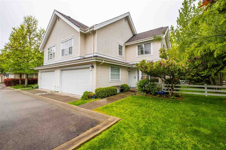 27 17097 64 AVENUE - Cloverdale BC Townhouse for sale, 4 Bedrooms (R2576193)