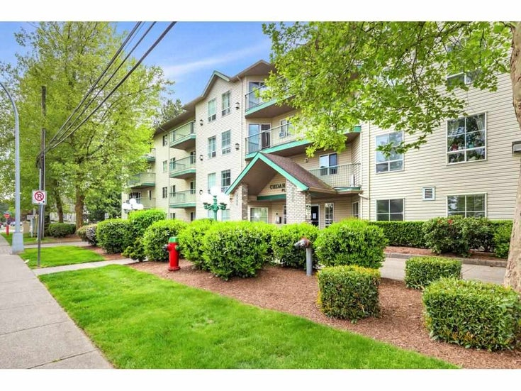 311 2435 CENTER STREET - Abbotsford West Apartment/Condo for sale, 2 Bedrooms (R2576200)