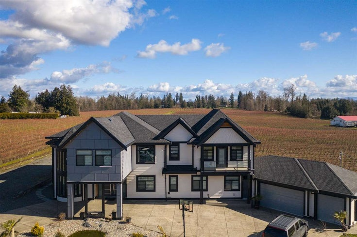 2508 232 STREET - Campbell Valley House with Acreage for sale, 5 Bedrooms (R2576222)