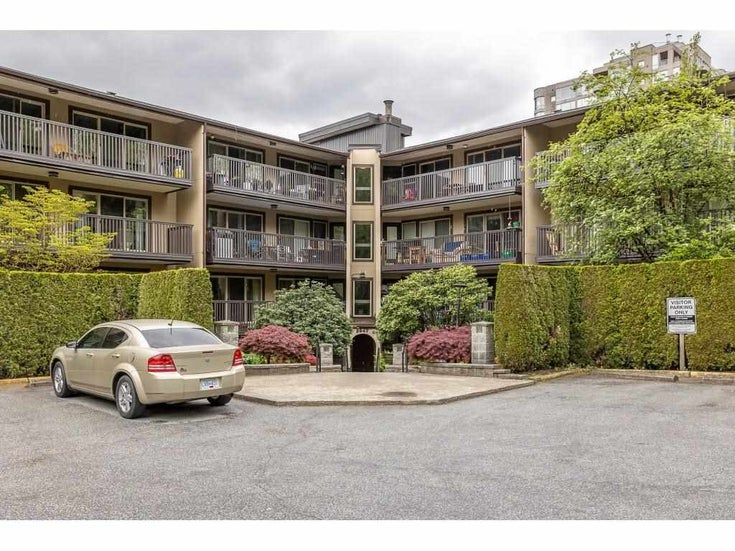 324 9847 MANCHESTER DRIVE - Cariboo Apartment/Condo for sale, 2 Bedrooms (R2576229)