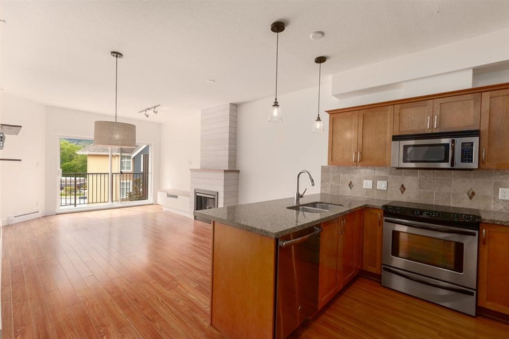 408 1336 MAIN STREET - Downtown SQ Apartment/Condo for sale, 1 Bedroom (R2576235)