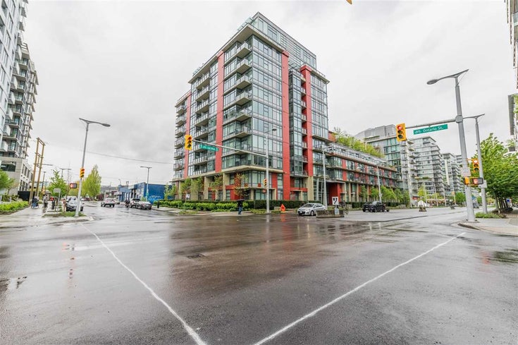 318 38 W 1ST AVENUE - False Creek Apartment/Condo for sale, 1 Bedroom (R2576246)
