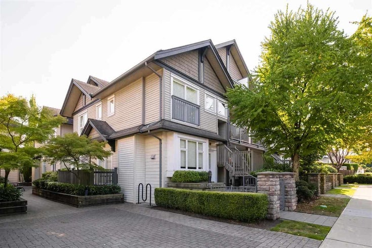 107 4438 ALBERT STREET - Vancouver Heights Townhouse for sale, 2 Bedrooms (R2576268)