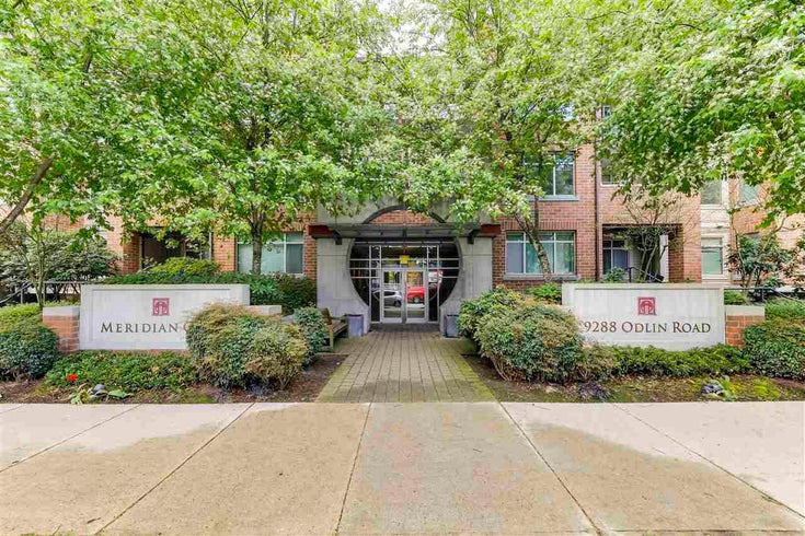 420 9288 ODLIN ROAD - West Cambie Apartment/Condo for sale, 2 Bedrooms (R2576275)