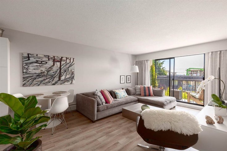 212 307 W 2ND STREET - Lower Lonsdale Apartment/Condo for sale, 1 Bedroom (R2576293)