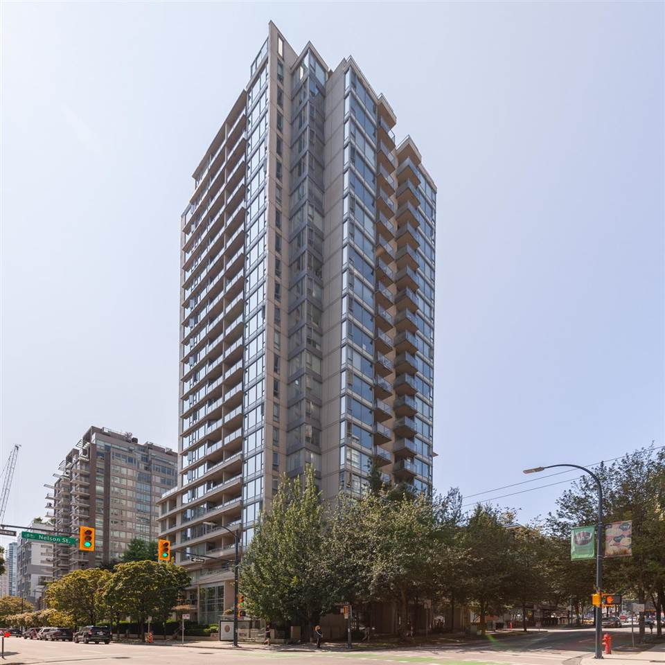 1901 1001 RICHARDS STREET - Downtown VW Apartment/Condo for sale, 1 Bedroom (R2576302) - #1