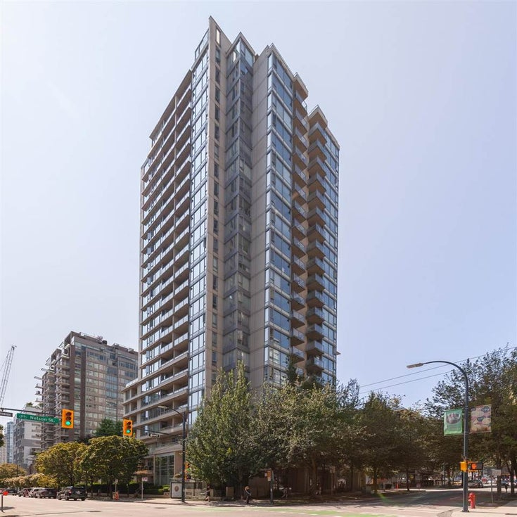 1901 1001 RICHARDS STREET - Downtown VW Apartment/Condo for sale, 1 Bedroom (R2576302)