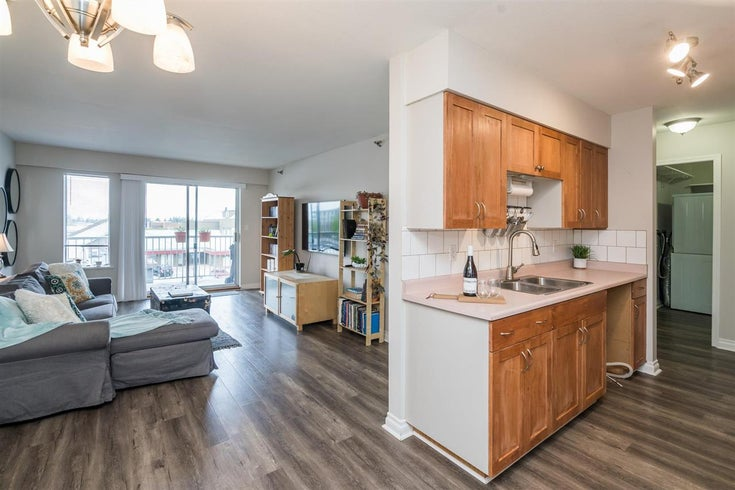327 22661 LOUGHEED HIGHWAY - East Central Apartment/Condo for sale, 2 Bedrooms (R2576397)