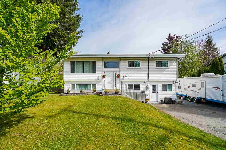 32063 HOLIDAY AVENUE - Mission BC House/Single Family for sale, 4 Bedrooms (R2576430)