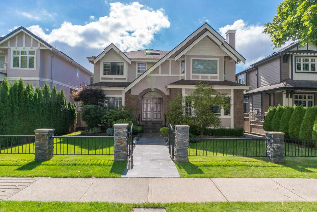 2038 W 45TH AVENUE - Kerrisdale House/Single Family for sale, 7 Bedrooms (R2576453)