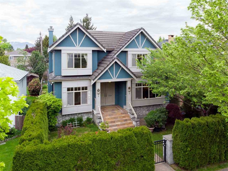 2749 W 19TH AVENUE - Arbutus House/Single Family for sale, 6 Bedrooms (R2576454)