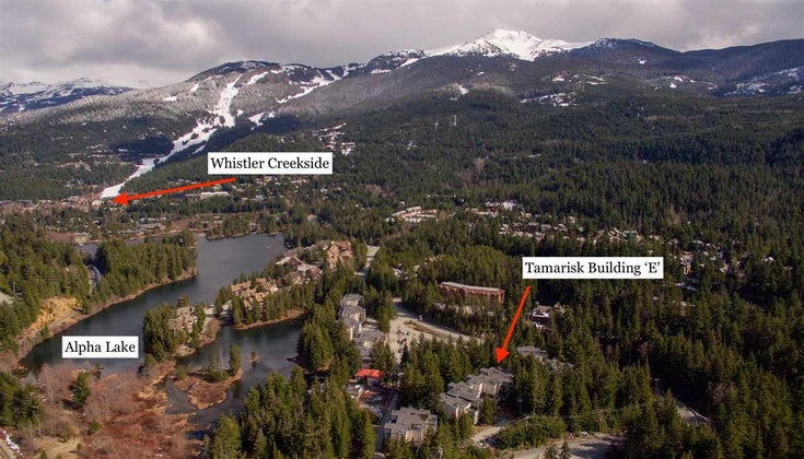 E105 1400 ALTA LAKE ROAD - Whistler Creek Apartment/Condo for sale, 1 Bedroom (R2576461)