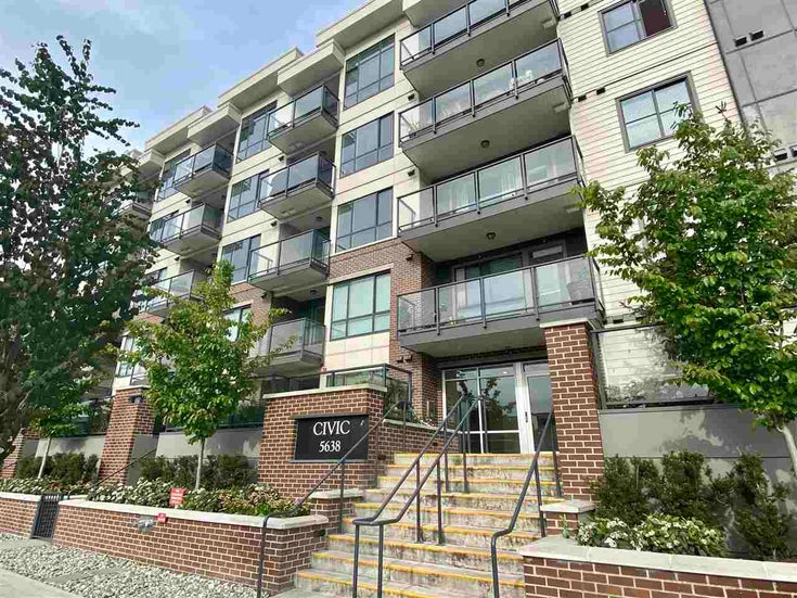 303 5638 201A STREET - Langley City Apartment/Condo for sale, 2 Bedrooms (R2576489)