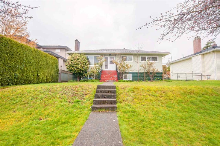 6467 SUMAS STREET - Parkcrest House/Single Family for sale, 5 Bedrooms (R2576533)
