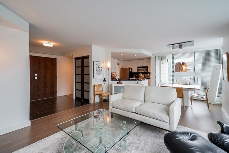 501 789 JERVIS STREET - West End VW Apartment/Condo for sale, 2 Bedrooms (R2576541)