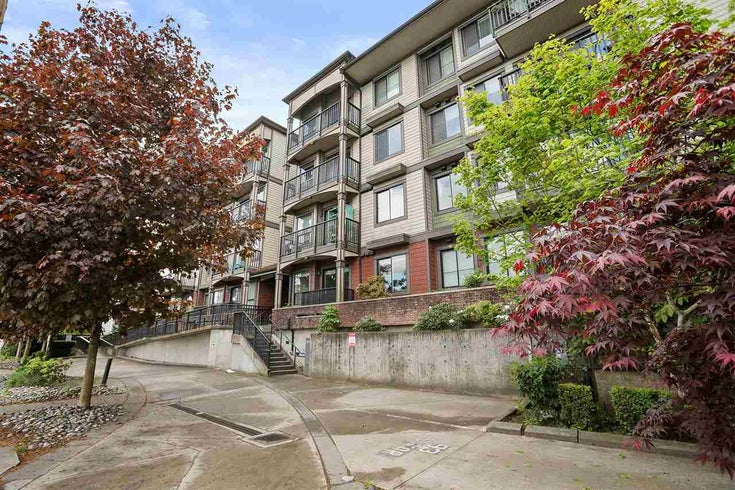 101 19830 56 AVENUE - Langley City Apartment/Condo for sale, 1 Bedroom (R2576558)