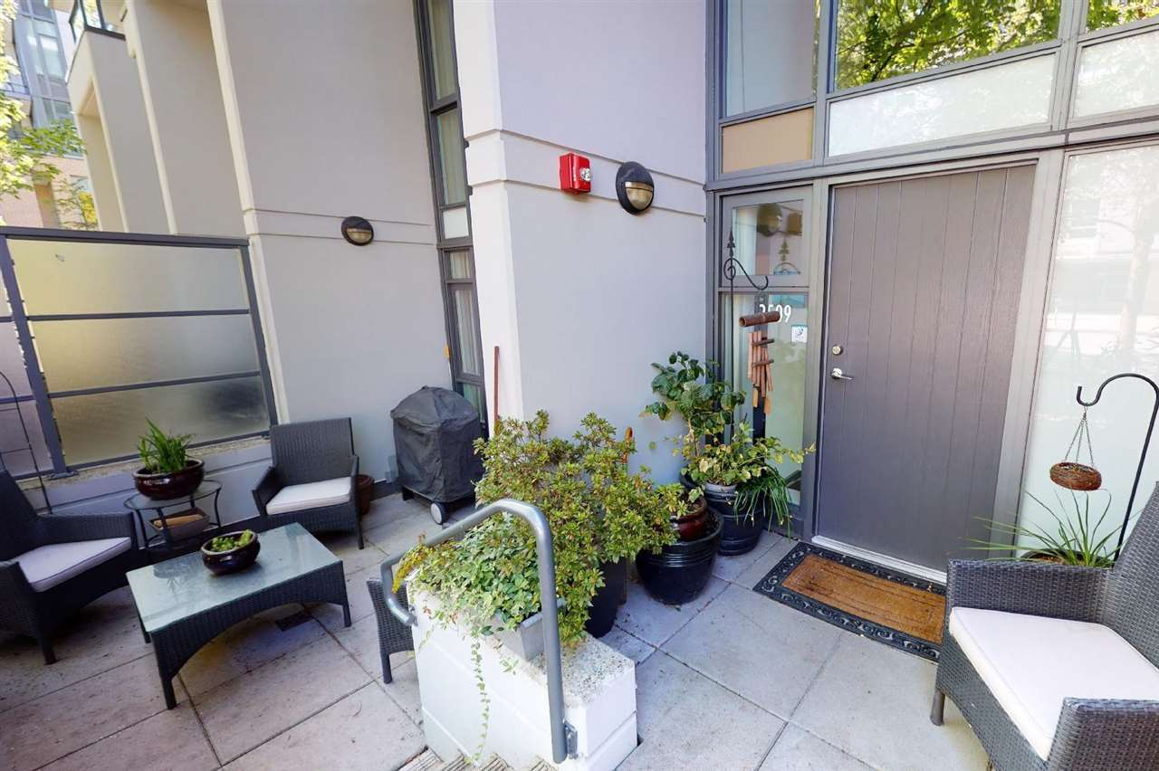 2509 MAPLE STREET - Kitsilano Townhouse for sale, 2 Bedrooms (R2576560)