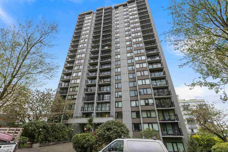 1702 1330 HARWOOD STREET - West End VW Apartment/Condo for sale, 2 Bedrooms (R2576586)
