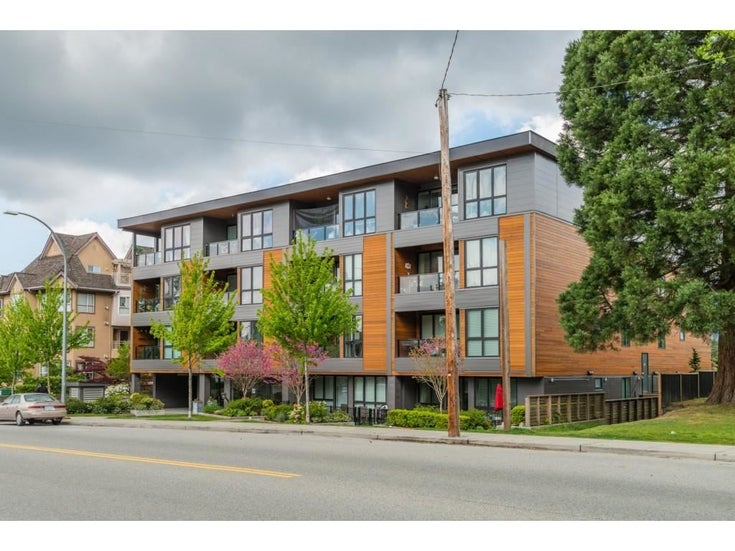 206 2267 PITT RIVER ROAD - Central Pt Coquitlam Apartment/Condo for sale, 1 Bedroom (R2576631)