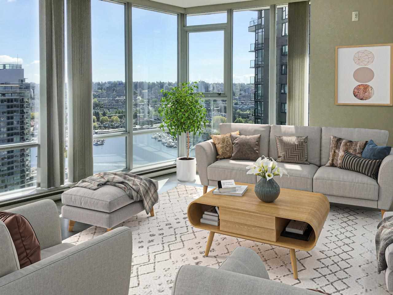 2701 550 PACIFIC STREET - Yaletown Apartment/Condo for sale, 2 Bedrooms (R2576640) - #1