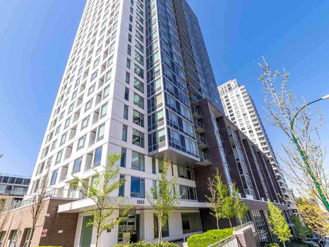 2610 5665 BOUNDARY ROAD - Collingwood VE Apartment/Condo for sale, 1 Bedroom (R2576666)