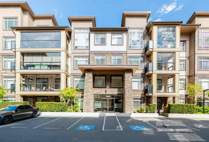 216 12655 190A STREET - Mid Meadows Apartment/Condo for sale, 1 Bedroom (R2576704)