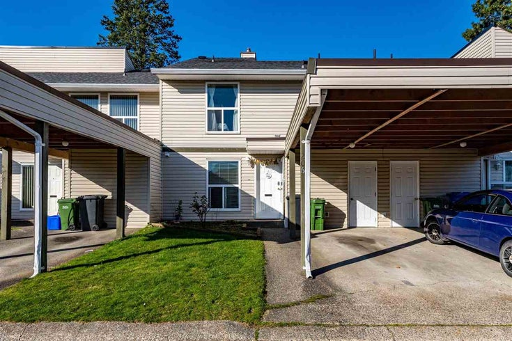 206 32550 MACLURE ROAD - Abbotsford West Townhouse for sale, 3 Bedrooms (R2576729)