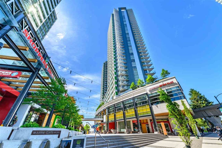1605 489 INTERURBAN WAY - Marpole Apartment/Condo for sale, 1 Bedroom (R2576730)