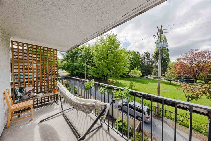 307 2320 TRINITY STREET - Hastings Apartment/Condo for sale, 1 Bedroom (R2576789)