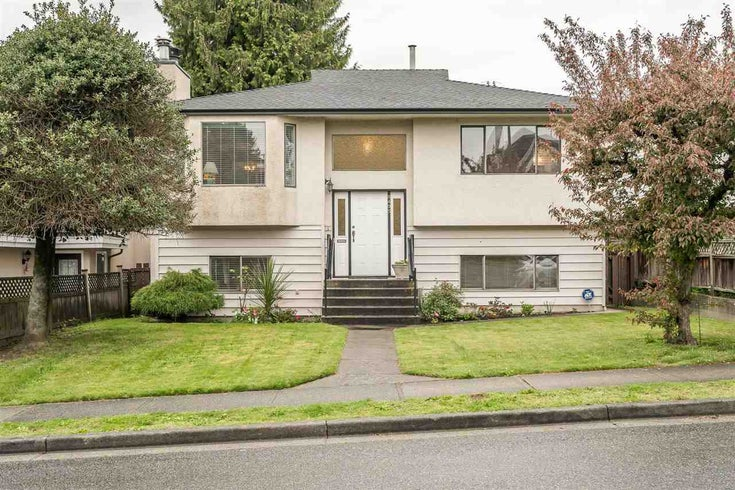 8495 MONTCALM STREET - Marpole House/Single Family for sale, 5 Bedrooms (R2576865)