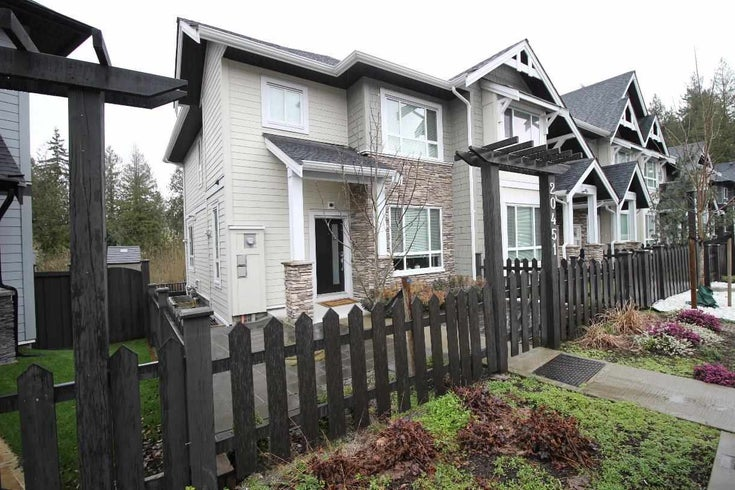 20451 86 AVENUE - Willoughby Heights Row House (Non-Strata) for sale, 4 Bedrooms (R2576894)