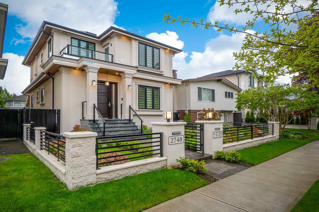 2748 W 22ND AVENUE - Arbutus House/Single Family for sale, 6 Bedrooms (R2576933)