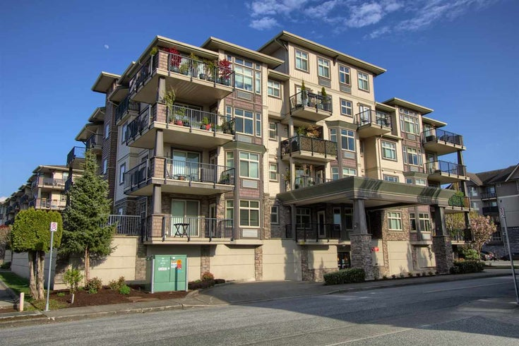 402 9060 BIRCH STREET - Chilliwack W Young-Well Apartment/Condo for sale, 2 Bedrooms (R2576965)