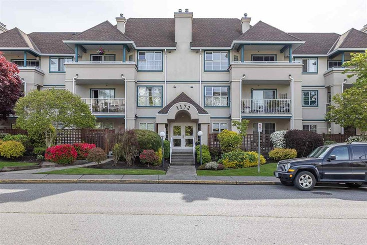 105 1172 55 STREET - Tsawwassen Central Apartment/Condo for sale, 2 Bedrooms (R2577079)