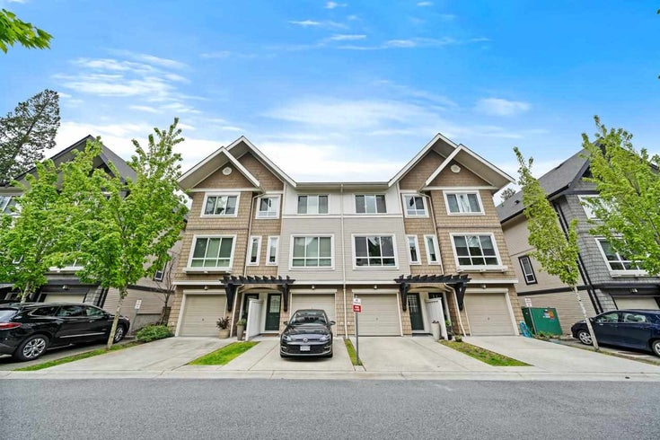 8 1305 SOBALL STREET - Burke Mountain Townhouse for sale, 3 Bedrooms (R2577094)