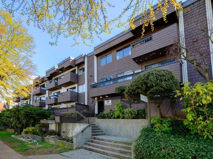 216 440 E 5TH AVENUE - Mount Pleasant VE Apartment/Condo for sale, 1 Bedroom (R2577111)